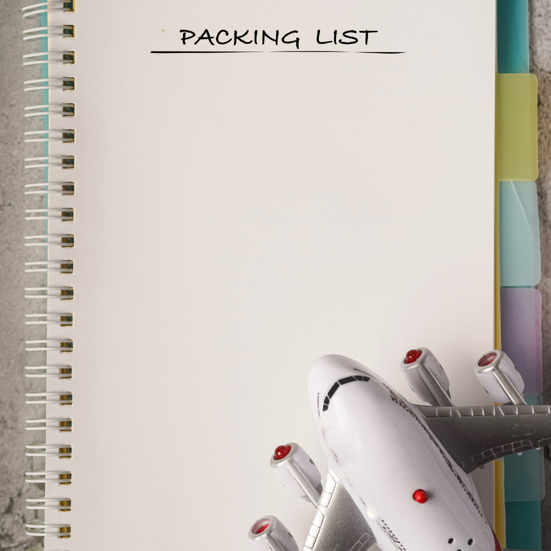 Travel Essentials: Packing List for Asia